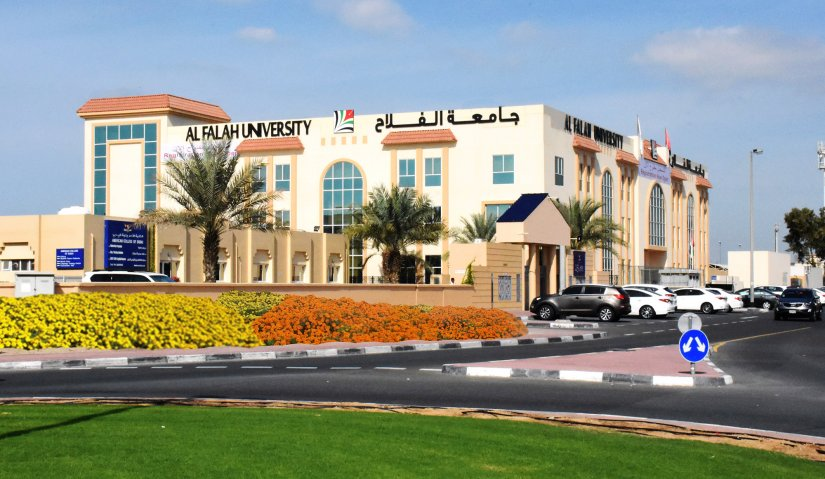 Al Falah University is Placed #14 in UAE
