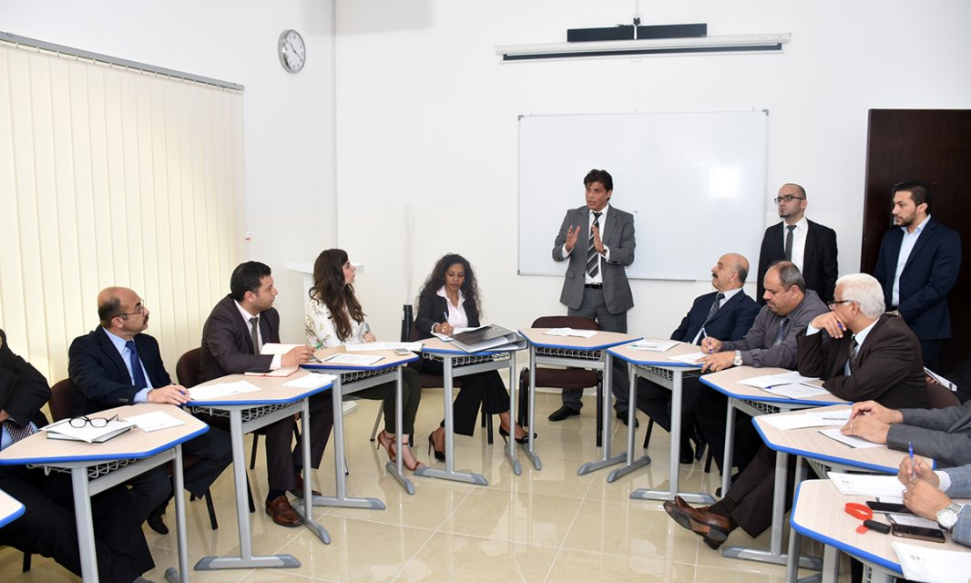Risk Management Workshop for AFU Faculty and Staff Members