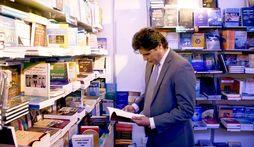 Sharjah International Book Fair at its 35th Year