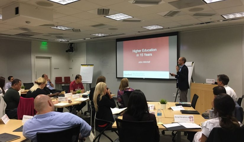 Innovation and Entrepreneurship Program at Stanford University