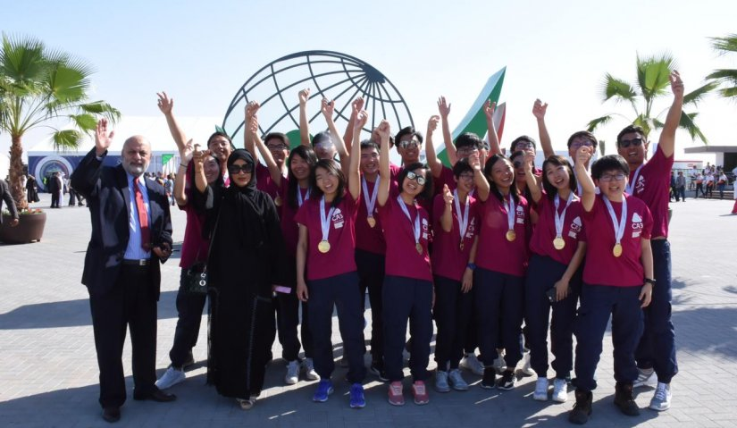 Solar Decathlon Middle East (SDME 2018)
