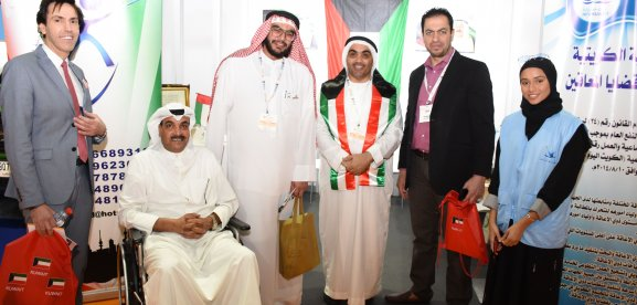Al Falah University students participate in AccessAbilities Expo 2019