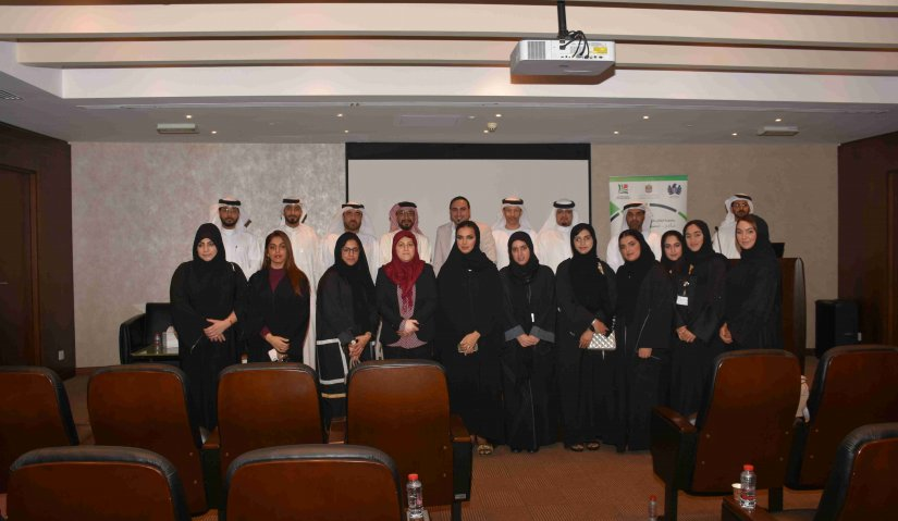 A workshop on Dubai's economic role in protecting the business sector